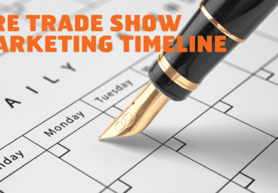 Marketing A Trade Show- Detailed Timeline