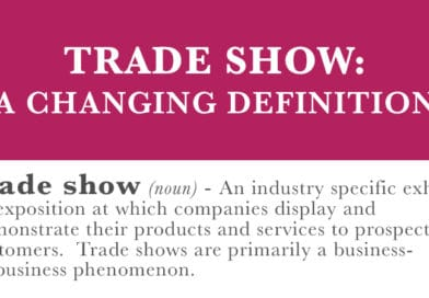 Trade Show: A Changing Definition