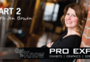 Getting to know PRO Expo – Part 2 with Jen Bowen