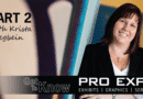Getting to know PRO Expo – Part 2 with Krista Kaegbein