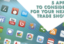 5 APPS FOR TRADE SHOWS