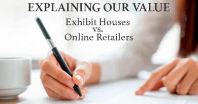 Explaining Our Value – Exhibit Houses vs. Online Retailers
